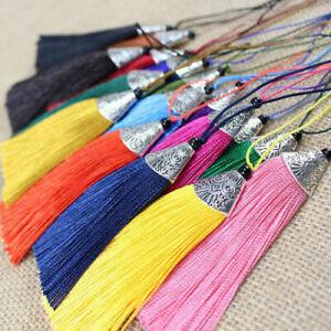 Beautiful Bracelet Pendants Tassel Ice Silk Trim Crafts Earring Jewelry Making