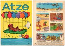 DDR ATZE Heft 8/1978 FDJ Verlag Junge Welt Fix und Fax *AZ77