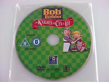 Bob The Builder - Caballeros De Lata Un Lote Niños DVD R2 PAL - 2003 DISCO