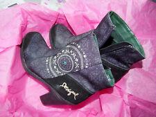 chaussures Bottines bottes désigual pointure 36 femme neuve