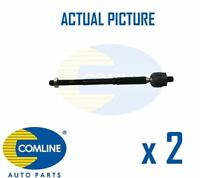 2 x NEW COMLINE FRONT TIE ROD AXLE JOINT TRACK ROD PAIR OE QUALITY CTR3223
