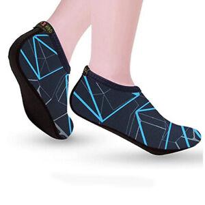 Water Socks Barefoot Skin Shoes Quick-Dry Aqua Beach Water Swim Sports Vacation