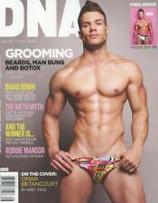 New* DNA Magazine Issue 170 Gay Interest Andrea Giuliani Joel Creasey