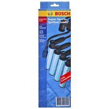 Bosch Spark Plug Leads Mazda 323 BJ 1.6L 4cyl ZM 1998~2002 - Super Sport