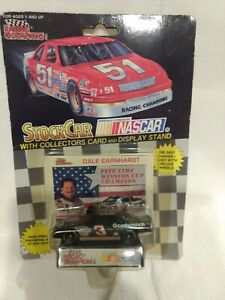 Racing Champions Stock Car Dale Earnhardt 3 Goodwrench 1:64 Scale Diecast mb1434