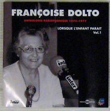 Françoise Dolto CD Lorsque l'enfant parait