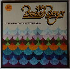 The Beach Boys - That's why god made the radio LP NEU/SEALED