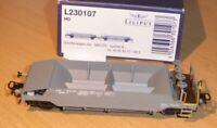 Liliput 230107 aus Schotterwagen-Set Wagen Xs der SBB-CFF, Epoche 4/5 Neu, 158-5