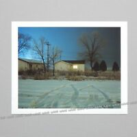 """Todd Hido Classic House Hunting Signed Limited Edition Photograph 10""""x8"""" Print"""