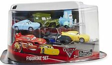 Disney Pixar Cars 3 Figures 6 Pack Ages 3+ New Toy Lightning Mcqueen Race Boys