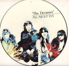 """All About Eve(12"""" Vinyl Picture Disc)The Dreamer-Vertigo-EVENP 16-UK-19-Ex/Ex"""