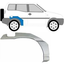 Nissan Terrano 2 II 3 Tür 1993-1999 Radlauf Reparaturblech Kotflügel / Rechts