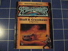 AD&D 2nd Edition Spelljammer SJA2 Skull & Crossbones RPG module TSR