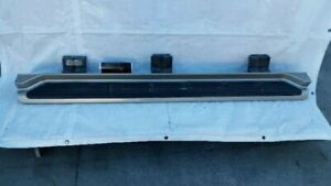 2003 Mercury Mountaineer  - Right Side Step - Silver / Gray