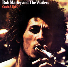 Bob Marley & The Wailers - Catch A Fire LP - SEALED - Reissue - Classic Reggae