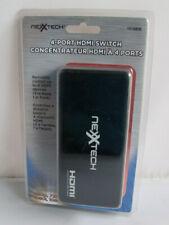 Nexxtech 4-Port HDMI Switch