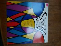 """12"""" Vinyl Record snowboy"""