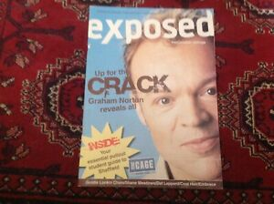 Exposed - Sheffield's Ultimate Entertainment Guide Oct 2004 - Def Leppard