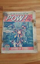 Pow # 8 , 1967 spiderman