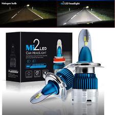 2X Car Light Lamp H4 LED Headlight Bulb Led Conversion Kit 52W 6000lm 6000K IP67