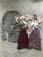 5 Misc. Crop Tops from Forever 21 and Tilly's, Size XS and S