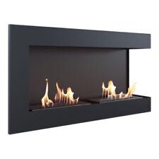 Ethanol-Kamine aus Stahlblech fürs Wohnzimmer