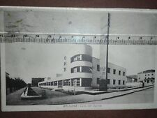 BELLUNO VENETO CARTOLINA ORIGINALE VIAGGIATA NEL 1937 casa del balilla fascismo