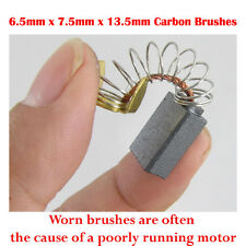 Carbon Brush for Generic Electric Motor 6.5 mm x 7.5 mm x 13.5 mm