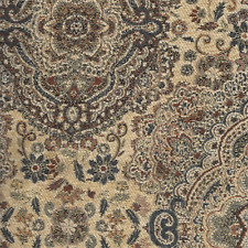 Chenille Jacquard Purty Home Decorating Fabric, Fabric By The Yard