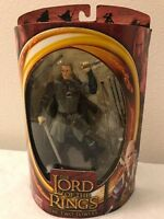 Lord of the Rings Two Towers Action Figure Helms Deep Legolas 849803070311L