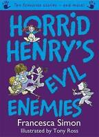 Horrid Henry's Evil Enemies by Francesca Simon,  Used Book (Hardcover) FREE & FA