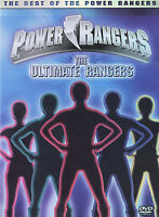 The Best of the Power Rangers - The Ultimate Rangers -**DVD ONLY**