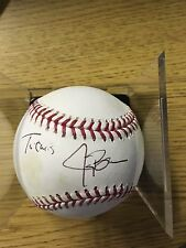 Jay Bruce signed Official MLB Ball auto Reds