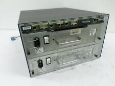 Cisco UBR7200 CMTS Router w/ 4 x UBR-MC28U Cards UBR7200-NPE-G1 UBR7246VXR