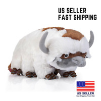 "NEW The Last Airbender 18"" Appa Avatar Stuffed Plush Doll Toy Kids Gift"