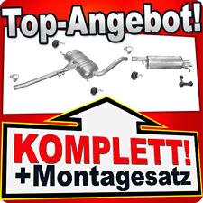 Auspuff AUDI A6 (C5) 2.5 TDI Stufenheck / Kombi Avant Auspuffanlage M84