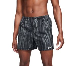 """Mens Nike Challenger 5"""" Brief Lined Training Shorts Running Gym Active Size S"""