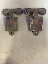 Vintage Barn Door Hardware/Rollers. Free Shipping!