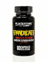 Blackstone Labs Eradicate Estrogen Blocker PCT 90 Caps Testosterone Boost