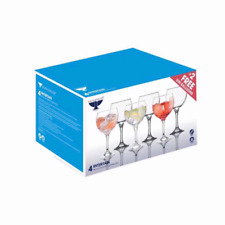 Ravenhead Gin Balloon Copa Spanish Cocktail Glasses -Set of 6 - 55cl - FREE P&P