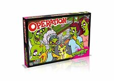 Zombie Operation Board Game