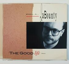 "BILL LABOUNTY : THE GOOD LIFE (12"" REMIX) ♦ FRENCH EDITION MAXI-CD ♦ +LIVE JAPAN"