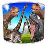 Niños Dinosaurios Pantallas de lámpara, ideales a juego infantil dinosaurios