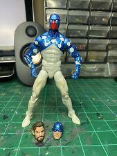 Marvel Legends Cosmic Spider-Man Captain Universe Vulture BAF Loose, Complete