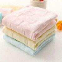 Soft Cotton Baby Infant Newborn Bath Square Towel Washcloth Feeding Wipe Cl V5A5