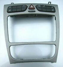 Mercedes w203 C-Klasse central ajustable diafragma interruptor barra de mediados original