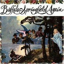 "BUFFALO SPRINGFIELD ""AGAIN"" CD 10 TRACKS NEU"