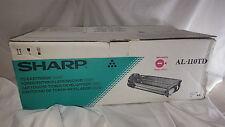 New in Box Sharp AL110TD Toner Cartridge
