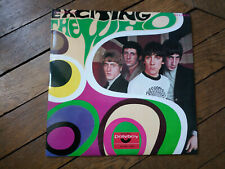 THE WHO Exciting the who & sell out-takes 2LP Demos 60s RARE