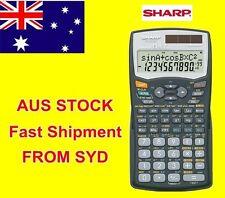Original new Sharp EL506W BK Scientific Statistics Calculator AU top rate seller
